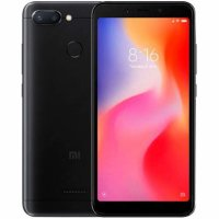 Xiaomi Redmi 6 3/32 Black