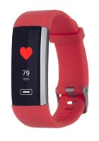 ERGO Fit Band HR BP F010 - Фитнес трекер (Red)