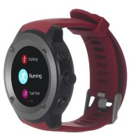 ERGO Sport GPS HR Watch S010 - Спортивные часы (Red)
