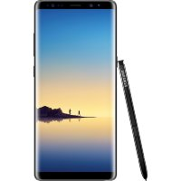 Смартфон Samsung SM-N950F (Galaxy NOTE 8) 6/64GB DUAL SIM BLACK