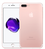 Apple iPhone 7 PLUS 128G Rose Gold CPO