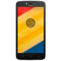 Смартфон MOTO C PLUS 4G (XT1723) DUAL SIM STARRY BLACK